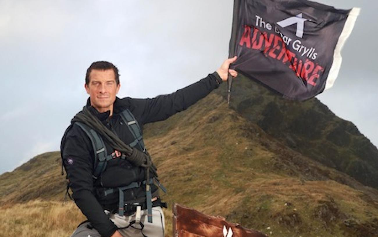Immersive Image Opportunities Will be Key Part of Merlin's New Bear Grylls Adventure