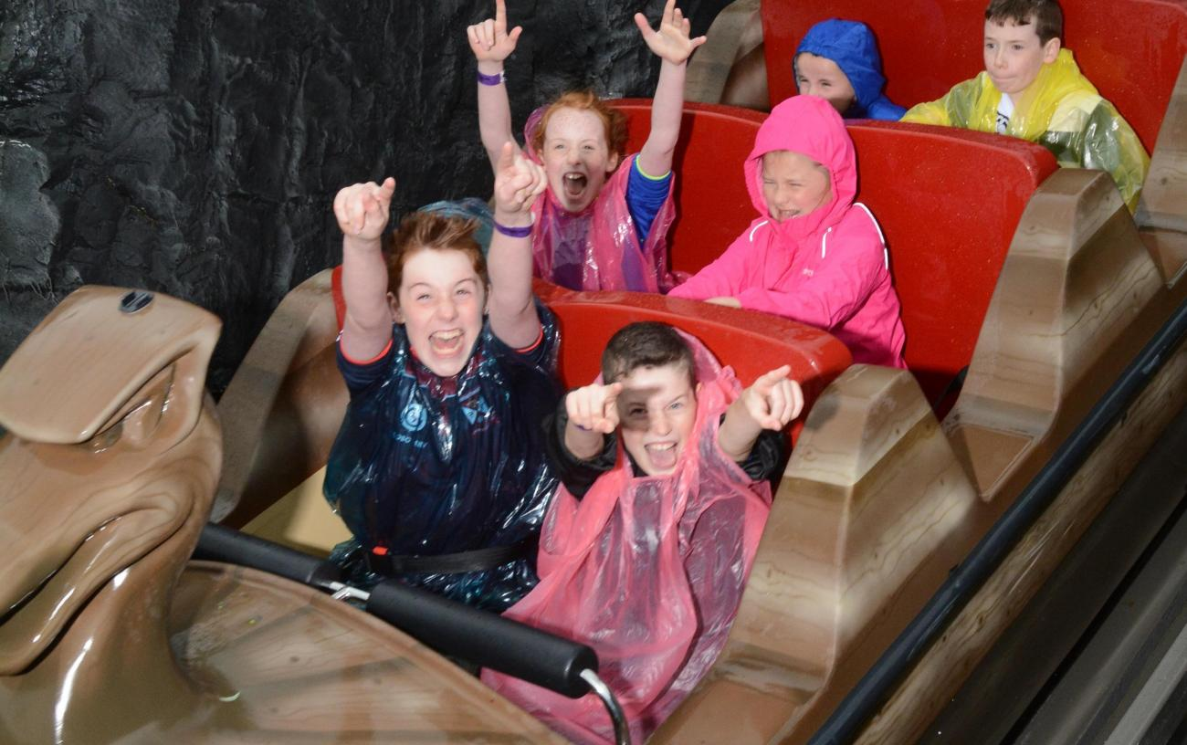 Magic Memories set to personalise Viking Voyage at Tayto Park