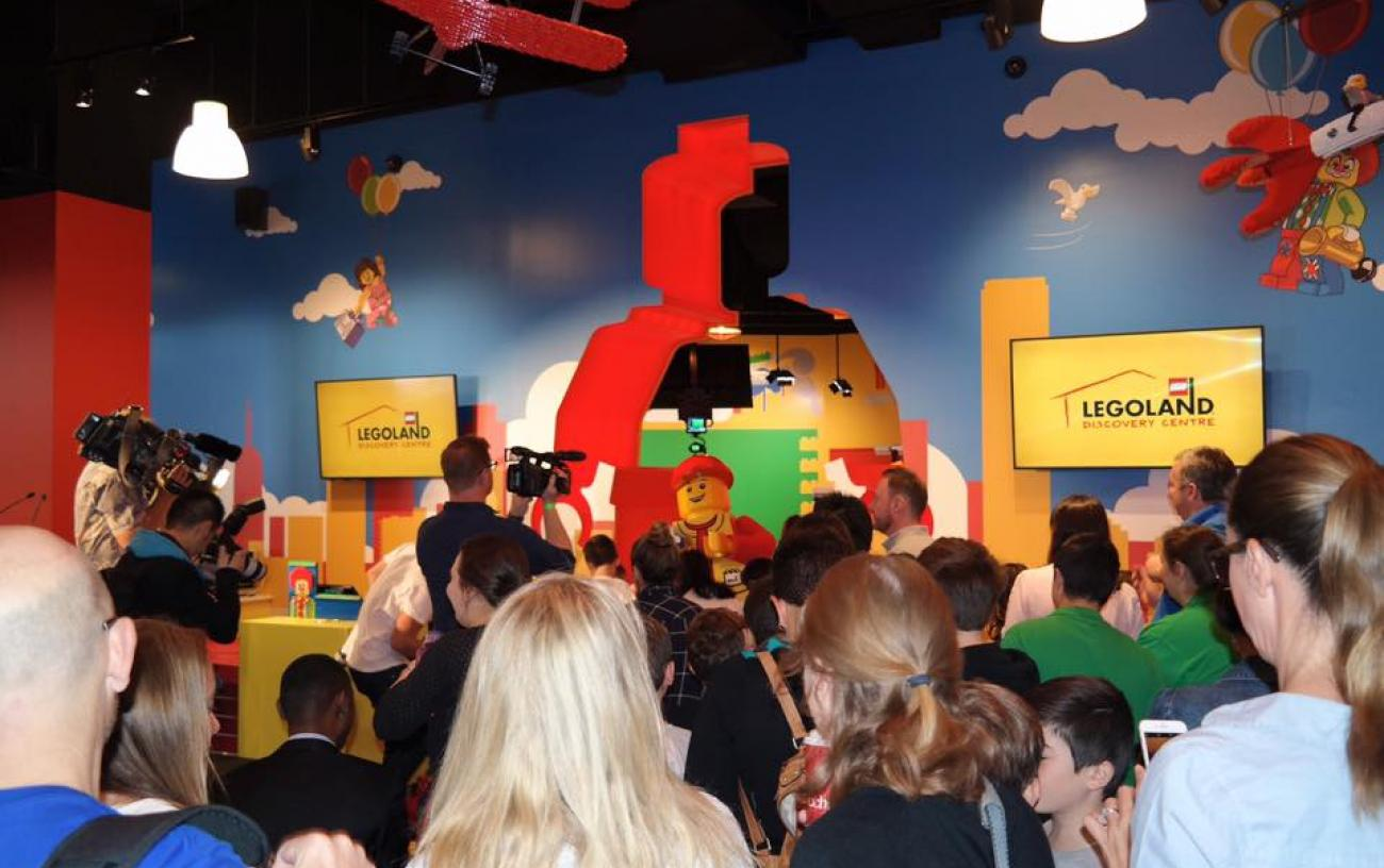 LEGOLAND® Discovery Centre Melbourne Selects Magic Memories to Power Personalisation Experience
