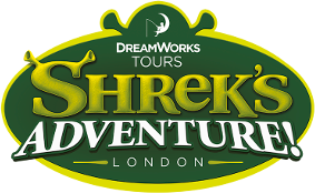 Shreks Adventure London Logo